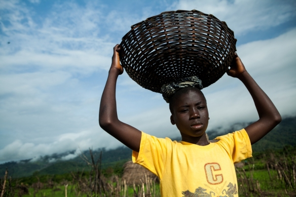 Mohammed is 14 and Lives in Sierra Leone