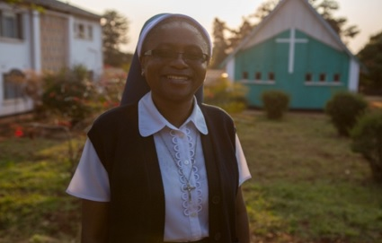 religious-and-cafod-african-nun