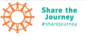 share the journey logo